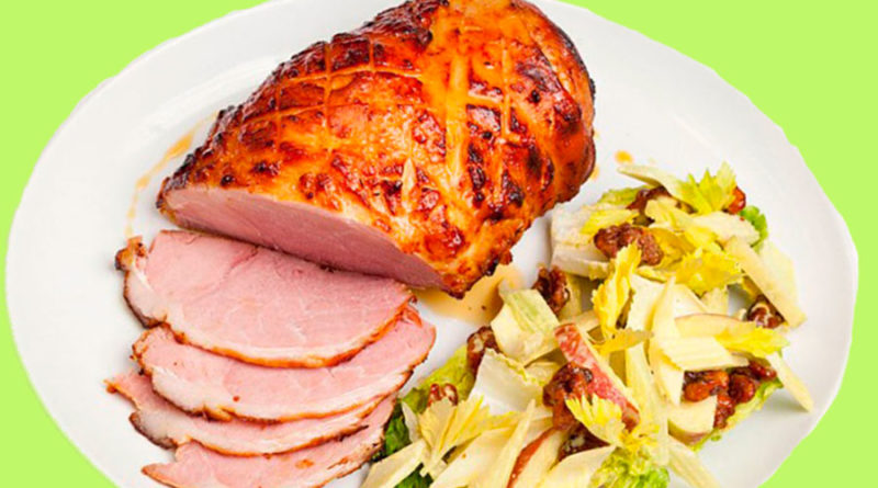 Baked Pork Ham