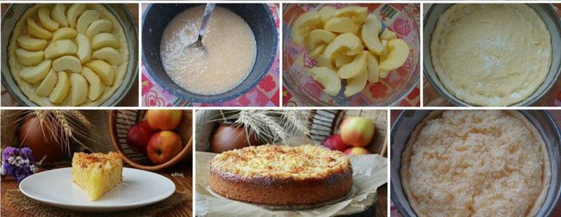 готовим Творожный пирог