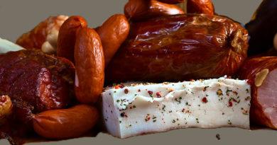 Копчение мясных продуктов